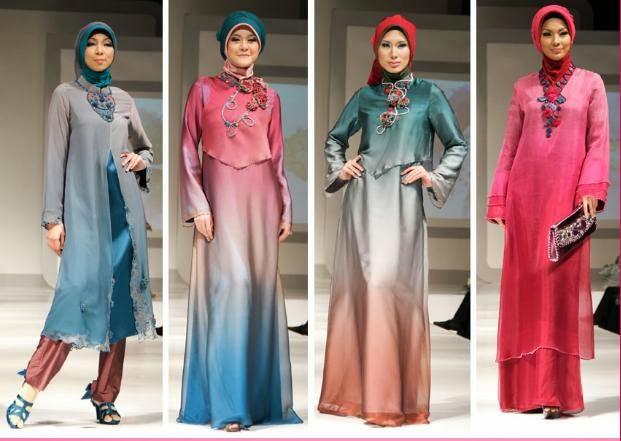 Fashion Muslimah Indonesia Ciungtips