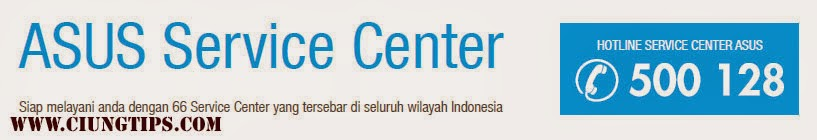 """Service Center Asus"""