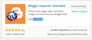 Cara Backup Blogspot dan Pindah ke WordPress