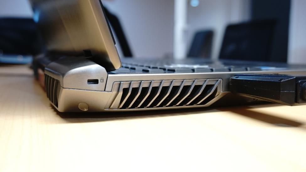GX800 intake